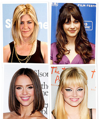 The Most Tried-On Hairstyles of 2011