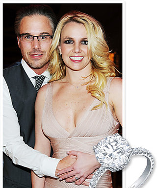 Britney Spears' Engagement Ring: See the Photo!