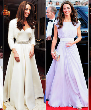 Kate Middleton's McQueen Black-Tie Looks: Vote for Your Favorite!
