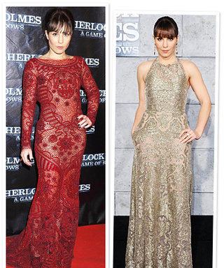 Noomi Rapace: See Her Red Carpet Style!