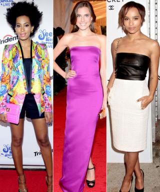 Up-and-Coming Style Stars
