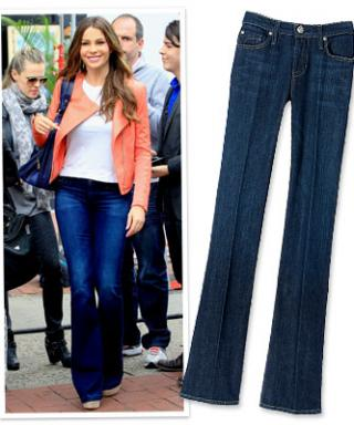 Find Your Most Flattering Jeans