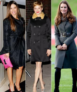 Flattering Coats For Your Shape