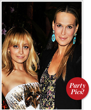 Molly Sims and Nicole Richie's Shopping Party and More!