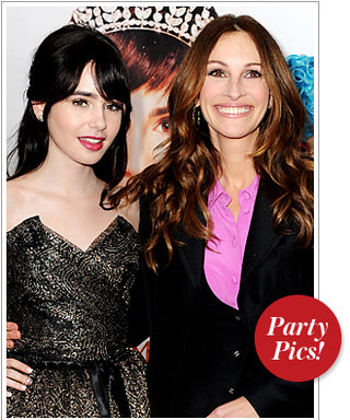 Lily Collins and Julia Roberts Are the Fairest of Them All