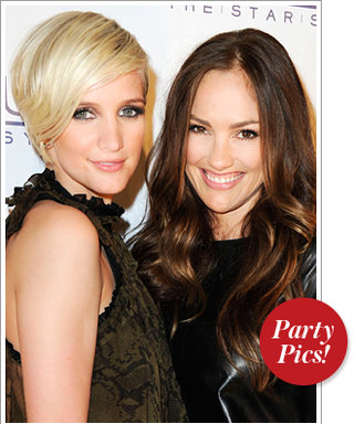 Ashlee Simpson and Minka Kelly Step Out in Sydney and More