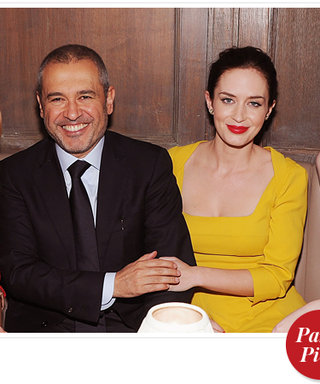 Elie Saab Greets His Hollywood Fans and More
