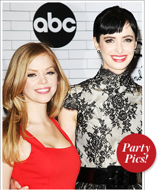 Krysten Ritter and Dreama Walker Get Out of the Apartment and More!