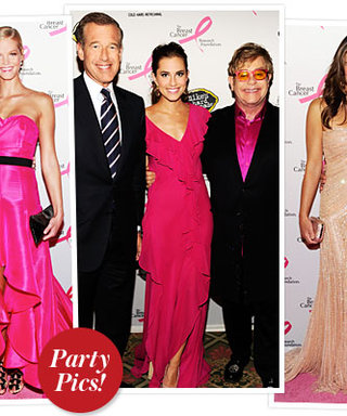 A Hot Pink Party for Breast Cancer Awareness and More