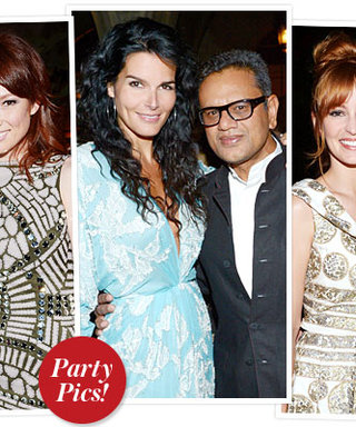 Naeem Khan Hosts a Star-Studded Party in Los Angeles