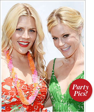 Busy Philipps and Julie Bowen's Tropical Baby Love and More