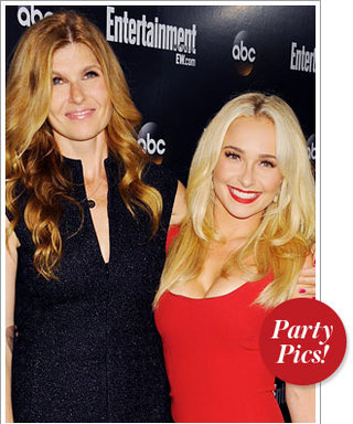 Connie Britton and Hayden Panettiere Go Country and More!