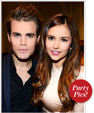 Nina Dobrev's Salvatore Brother of Choice and More!