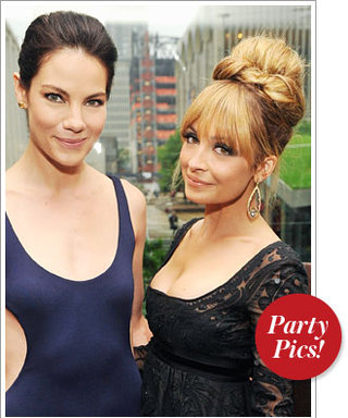 Nicole Richie and Michelle Monaghan Get Festive for Fifi and More!