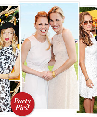 Party Weekend: Celebrity-Packed Polo Classic and More!