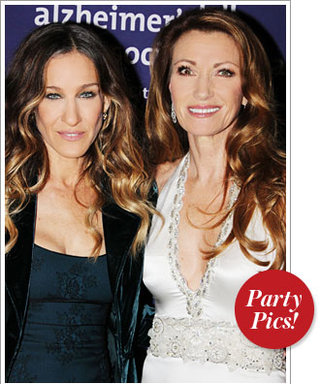 Last Night's Parties: Sarah Jessica Parker, Jane Seymour, and More!