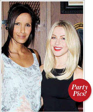 Last Night's Parties: Julianne Hough and Padma Lakshmi Rock Out and More!