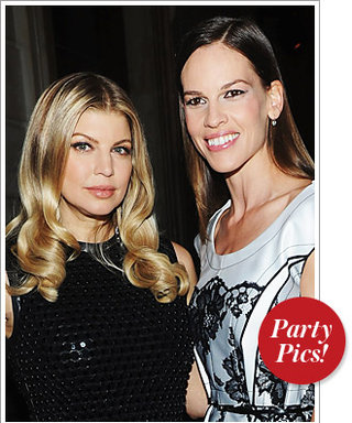 Last Night's Parties: amfAR Honors Fergie and More!