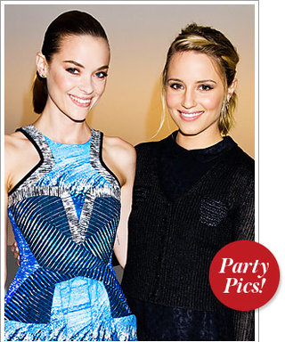 Last Night's Parties: Jaime King and Dianna Agron Head to the Museum and More