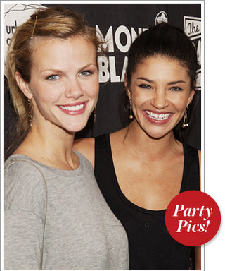 Brooklyn Decker and Jessica Szohr Head to the Theater and More!