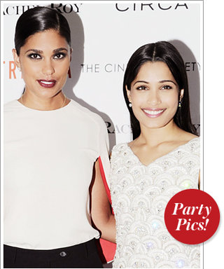 Last Night's Parties: Rachel Roy Helps Freida Pinto Screen Trishna and More!