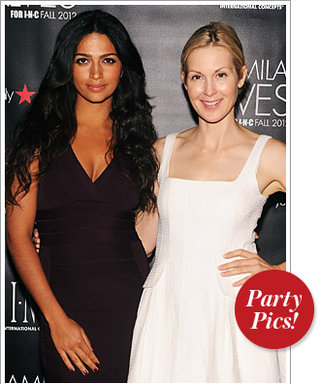 Last Night's Parties: Camila Alves for Macy's and More!
