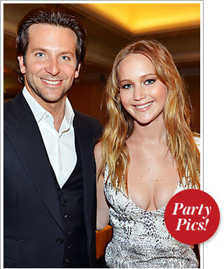 This Week's Parties: Jennifer Lawrence, Bradley Cooper, and More