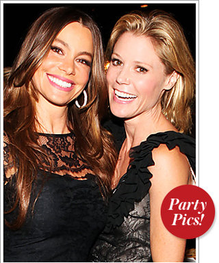 Parties: Sofia Vergara and Julie Bowen's Family Affair and More