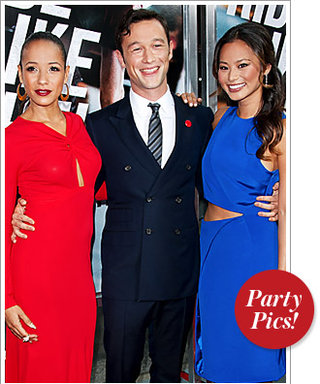 Parties: Joseph Gordon-Levitt's Premium Rush Premiere and More