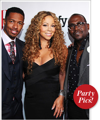 This Weekend's Hottest Parties: Nick Cannon and Randy Jackson Celebrate Mariah Carey and More