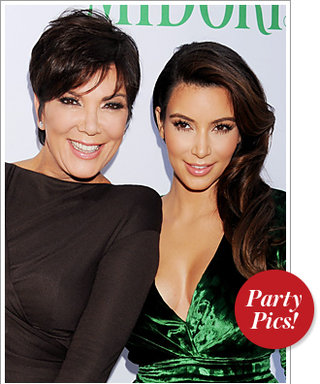 This Week's Hottest Events: Kim & Kris Host Midori Makeover Party, and More!