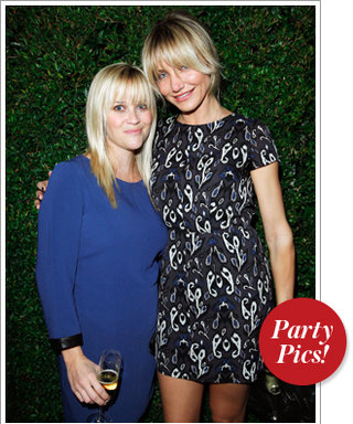 Party Pictures of the Week: Reese Witherspoon's First Post-Baby Bash and More!