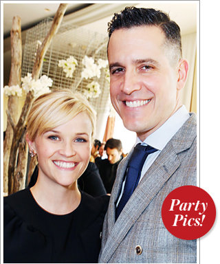 Reese Witherspoon and Husband Jim Toth Celebrate Babies with the March of Dimes, Plus More Parties!