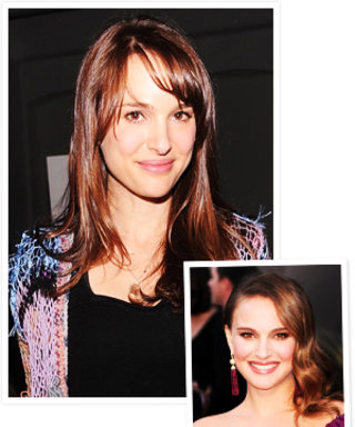 Natalie Portman's New Bangs: Thoughts?