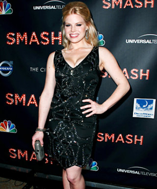 Smash Star Megan Hilty Knows the Power of the Perfect Dress
