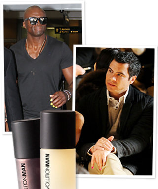 Men With Bright Manicures: What's Your Opinion?