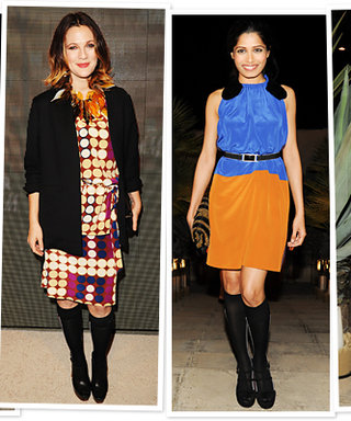 Marni for H&M: How Celebrities Wear It!