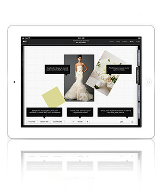 Brides, Download This: Vera Wang's New Wedding Planner App