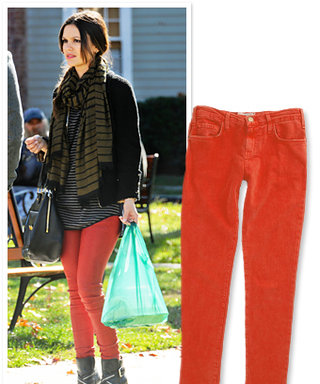 Hart of Dixie: Rachel Bilson's Red Jeans and More!