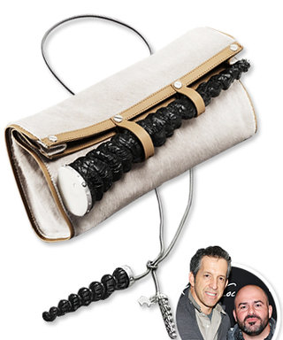 Project Accessory Winner Brian Burkhardt's Kenneth Cole Collection