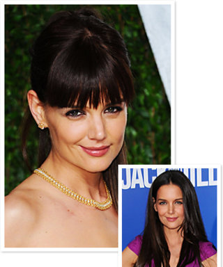 Katie Holmes Got Bangs: Do You Like Her New Look?