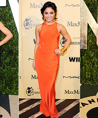 How Celebrities Wear Tangerine, the Color of the Year