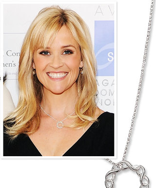 Reese Witherspoon Gives New Meaning to 'Statement Necklace'