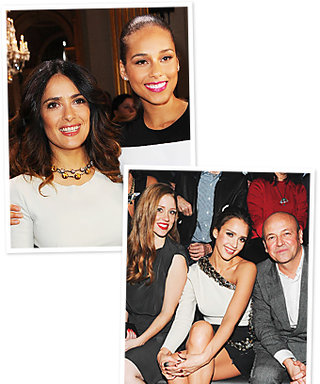 Paris Fashion Week: More Stars in the Front Row!