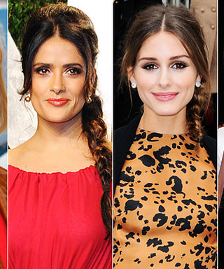 Stars in Side Braids: See the Photos!