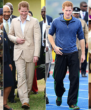 Prince Harry: See the Royal's Multi-Faceted Style