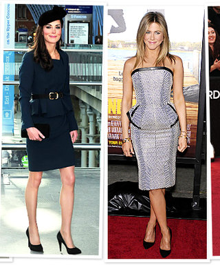 Do You Own a Peplum Dress?