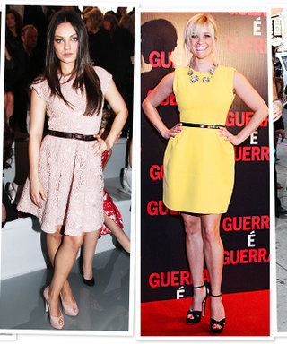 Celebrity Trend: The Contrast Belt