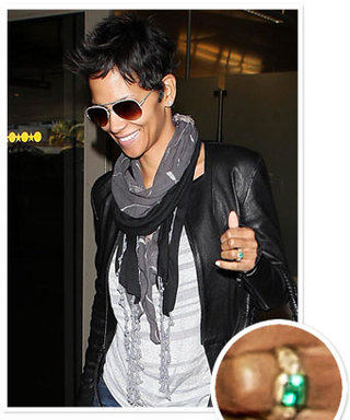 Halle Berry's Engagement Ring: See the Photo