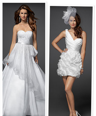 Bebe's New Wedding Dress Collection: Now Available